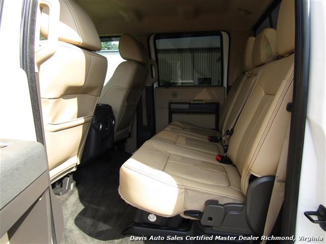 2011 Ford F-350 Super Duty Lariat 6.7 Diesel Lifted 4X4 Crew Cab - Photo 41 - Richmond, VA 23237