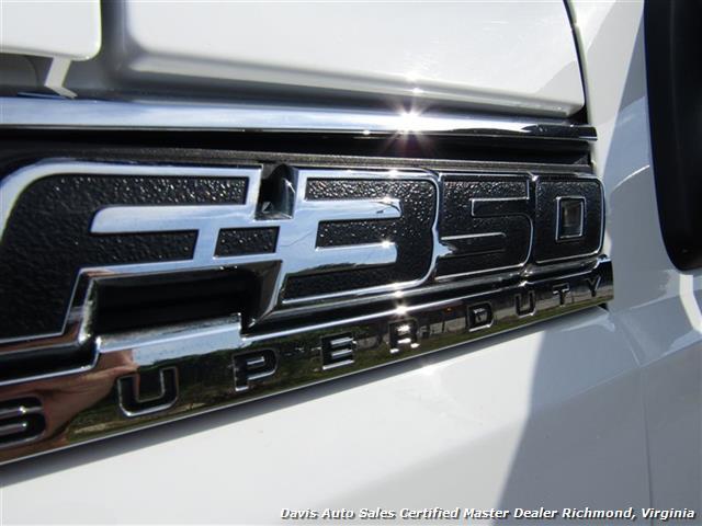 2011 Ford F-350 Super Duty Lariat 6.7 Diesel Lifted 4X4 Crew Cab - Photo 25 - Richmond, VA 23237