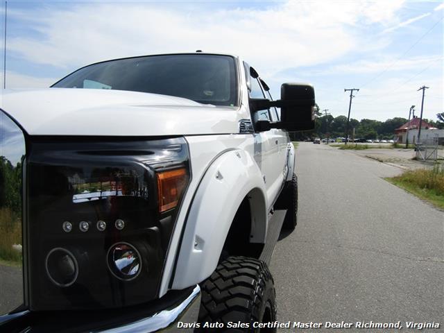2011 Ford F-350 Super Duty Lariat 6.7 Diesel Lifted 4X4 Crew Cab - Photo 23 - Richmond, VA 23237