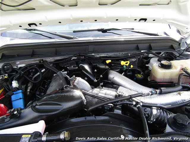 2011 Ford F-350 Super Duty Lariat 6.7 Diesel Lifted 4X4 Crew Cab - Photo 42 - Richmond, VA 23237