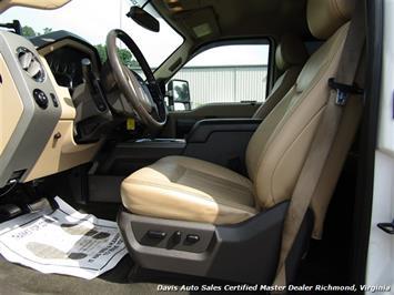 2011 Ford F-350 Super Duty Lariat 6.7 Diesel Lifted 4X4 Crew Cab - Photo 6 - Richmond, VA 23237