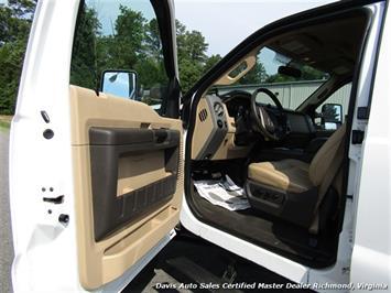 2011 Ford F-350 Super Duty Lariat 6.7 Diesel Lifted 4X4 Crew Cab - Photo 16 - Richmond, VA 23237