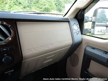 2011 Ford F-350 Super Duty Lariat 6.7 Diesel Lifted 4X4 Crew Cab - Photo 27 - Richmond, VA 23237