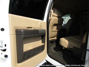 2011 Ford F-350 Super Duty Lariat 6.7 Diesel Lifted 4X4 Crew Cab - Photo 40 - Richmond, VA 23237