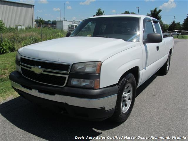 2006 chevrolet silverado 1500 extended quad cab short bed work. Black Bedroom Furniture Sets. Home Design Ideas