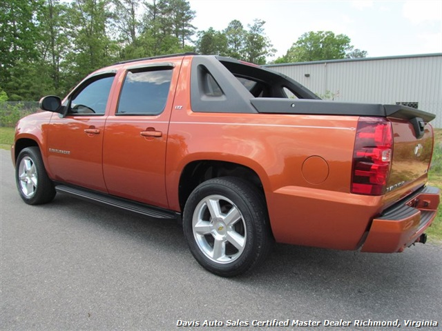 2007 chevrolet avalanche ltz 1500. Black Bedroom Furniture Sets. Home Design Ideas
