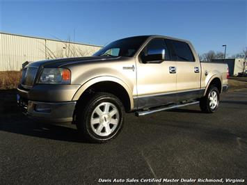 2006 Lincoln Mark LT Edition 4X4 Crew Cab Short Bed Rare Fully Loaded Rust Free Truck