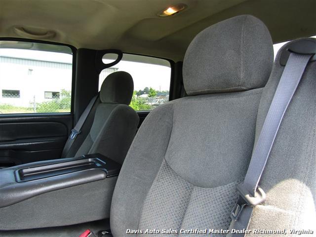 2004 Chevrolet Silverado 2500 HD LS Lifted 4X4 Crew Cab Short Bed Vortec - Photo 16 - Richmond, VA 23237