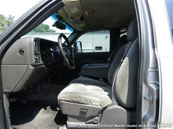 2004 Chevrolet Silverado 2500 HD LS Lifted 4X4 Crew Cab Short Bed Vortec - Photo 6 - Richmond, VA 23237