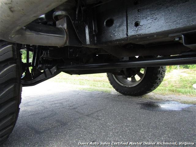 2004 Chevrolet Silverado 2500 HD LS Lifted 4X4 Crew Cab Short Bed Vortec - Photo 29 - Richmond, VA 23237