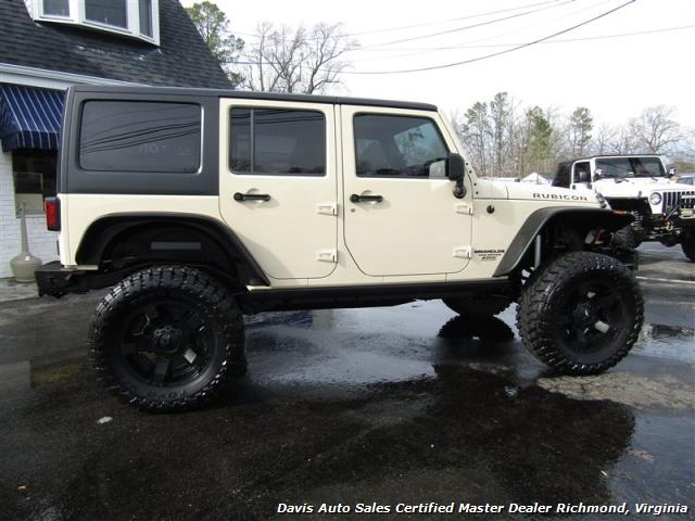 2011 jeep wrangler unlimited rubicon lifted 4x4 off road hard top. Black Bedroom Furniture Sets. Home Design Ideas