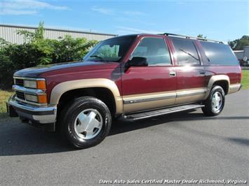 1999 Chevrolet Suburban 1500 LT 4X4 SUV