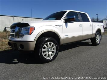 2012 Ford F-150 King Ranch 4X4 Fully Loaded SuperCrew Short Bed Truck