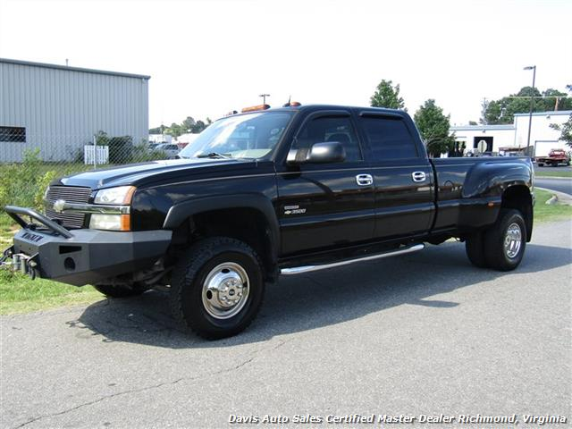 Turbo Title Loan >> 2004 Chevrolet Silverado 3500 HD LT Duramax Diesel 4X4 ...