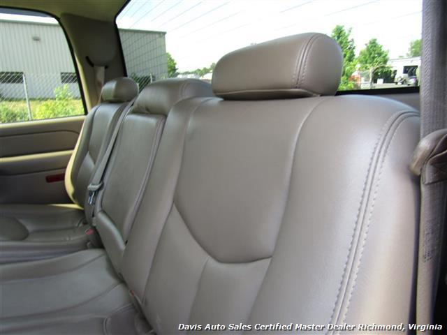 2004 Chevrolet Silverado 3500 HD LT Duramax Diesel 4X4 Dually 4dr Crew Cab LB - Photo 23 - Richmond, VA 23237