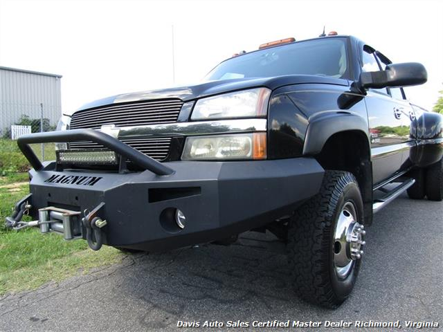 2004 Chevrolet Silverado 3500 HD LT Duramax Diesel 4X4 Dually 4dr Crew Cab LB - Photo 15 - Richmond, VA 23237