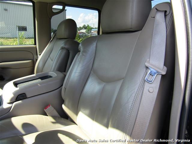 2004 Chevrolet Silverado 3500 HD LT Duramax Diesel 4X4 Dually 4dr Crew Cab LB - Photo 17 - Richmond, VA 23237