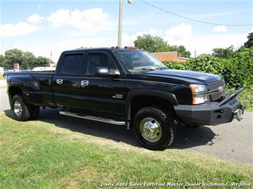 2004 Chevrolet Silverado 3500 HD LT Duramax Diesel 4X4 Dually 4dr Crew Cab LB - Photo 12 - Richmond, VA 23237