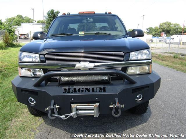 2004 Chevrolet Silverado 3500 HD LT Duramax Diesel 4X4 Dually 4dr Crew Cab LB - Photo 13 - Richmond, VA 23237