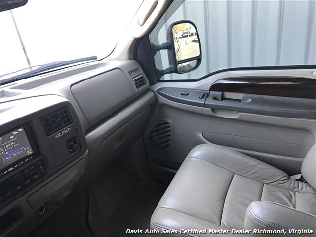 2004 Ford Excursion Limited Lifted Power Stroke Turbo Diesel 4X4 - Photo 13 - Richmond, VA 23237