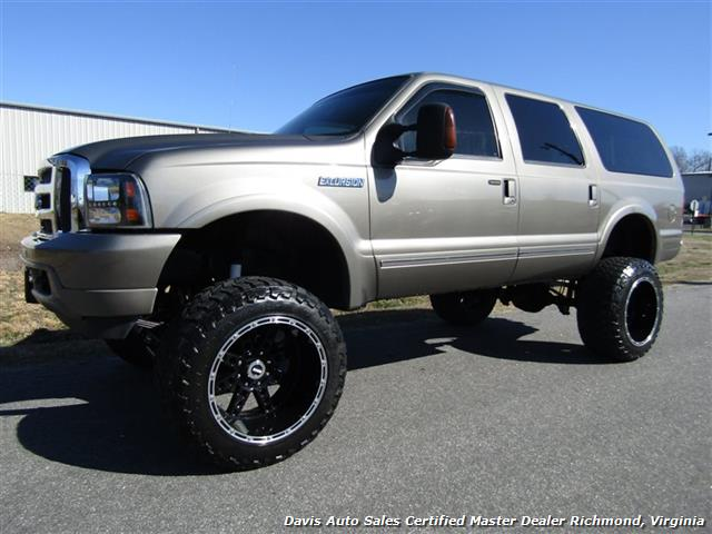 2004 Ford Excursion Limited Lifted Power Stroke Turbo Diesel 4X4 - Photo 1 - Richmond, VA 23237