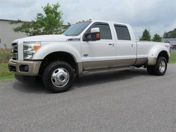 2011 Ford F-450 Super Duty King Ranch Truck