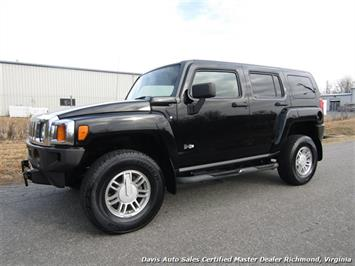 2007 Hummer H3 Luxury Edition 4X4 Fully Loaded Low Mileage SUV