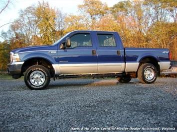 2003 Ford F-250 Diesel Lariat 7.3 FX4 4X4 Crew Cab Super Duty Truck