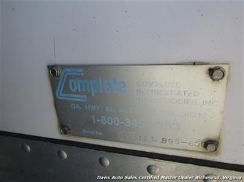 1995 Isuzu NPR 4000 Series Diesel Turbo Electromatic Intercooler Utility Work Van - Photo 15 - Richmond, VA 23237