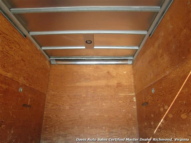 1995 Isuzu NPR 4000 Series Diesel Turbo Electromatic Intercooler Utility Work Van - Photo 5 - Richmond, VA 23237