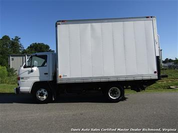 1995 Isuzu NPR 4000 Series Diesel Turbo Electromatic Intercooler Utility Work Van - Photo 13 - Richmond, VA 23237