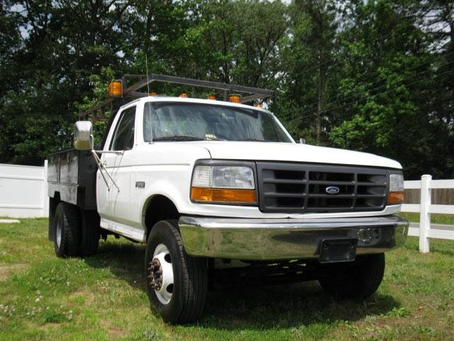 6 Door Truck >> Davis Auto Sales - Photos for 1997 Ford F450 Super Duty Regular Cab Flatbed Utility Commercial