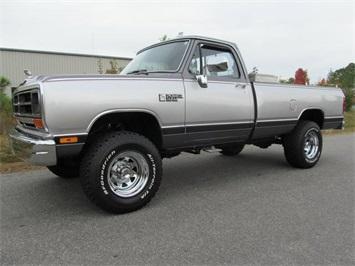 1989 Dodge Power Wagon Truck