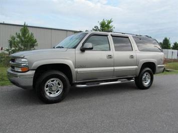 2000 Chevrolet Suburban 2500 SUV