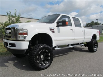 2008 Ford F-350 King Ranch Super Duty Lariat 4dr Crew Cab Truck