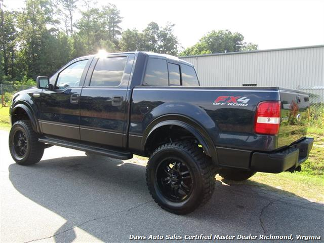 2006 Ford F-150 Lariat FX4 Lifted 4X4 SuperCrew Short Bed - Photo 3 - Richmond, VA 23237