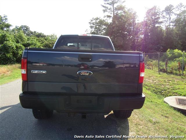 2006 Ford F-150 Lariat FX4 Lifted 4X4 SuperCrew Short Bed - Photo 4 - Richmond, VA 23237