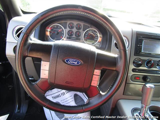 2006 Ford F-150 Lariat FX4 Lifted 4X4 SuperCrew Short Bed - Photo 16 - Richmond, VA 23237