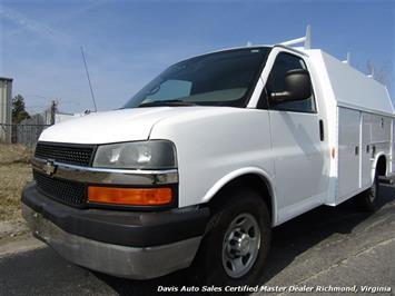 2006 Chevrolet Express 3500 Cargo Work Commercial KUV enclosed Utility Van