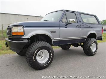 1994 Ford Bronco XLT Lifted 4X4 SUV
