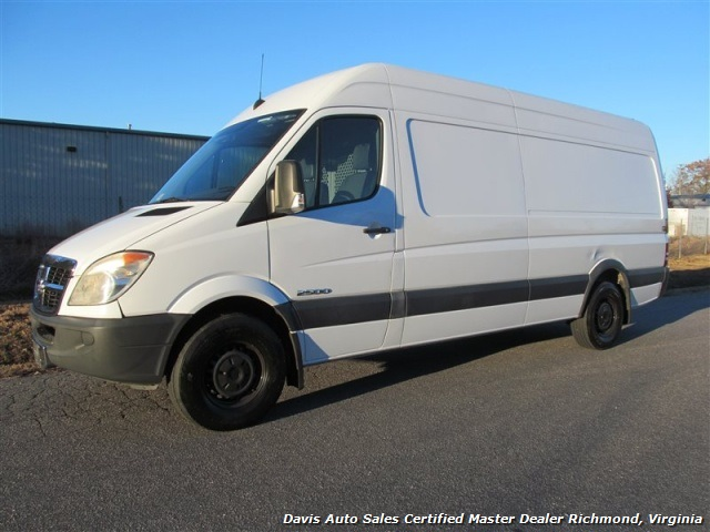 2008 dodge sprinter cargo 2500 170 wb extended. Black Bedroom Furniture Sets. Home Design Ideas
