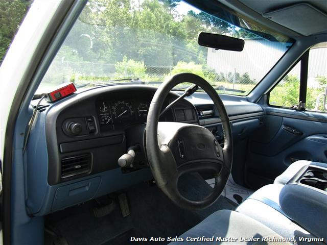1997 Ford F-350 XLT Super Duty OBS Classic 7.3 Power Stroke Turbo Diesel Dually - Photo 15 - Richmond, VA 23237