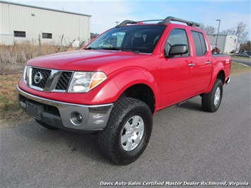 2008 Nissan Frontier Nismo Lifted 4X4 Crew Cab Short Bed Truck
