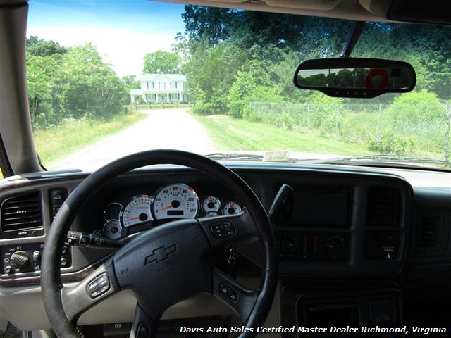 2003 Chevrolet Silverado 2500 HD LT 4X4 Lifted Quad Extended Cab Short Bed - Photo 7 - Richmond, VA 23237