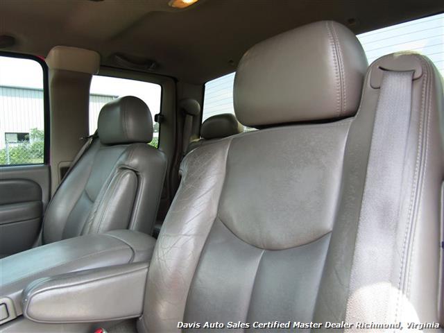 2003 Chevrolet Silverado 2500 HD LT 4X4 Lifted Quad Extended Cab Short Bed - Photo 9 - Richmond, VA 23237
