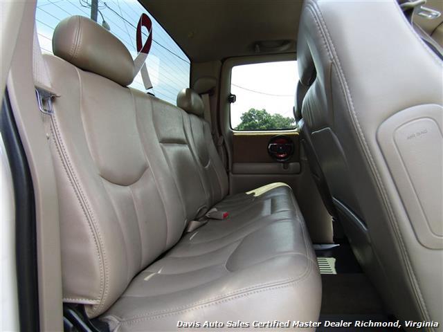 2003 Chevrolet Silverado 2500 HD LT 4X4 Lifted Quad Extended Cab Short Bed - Photo 18 - Richmond, VA 23237