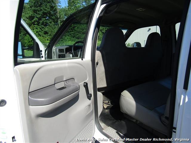 2001 Ford F-350 Super Duty XL 7.3 Diesel 4X4 Crew Cab Dump Bed - Photo 18 - Richmond, VA 23237