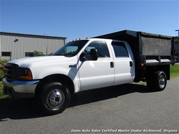 2001 Ford F-350 Super Duty XL 7.3 Diesel 4X4 Crew Cab Dump Bed - Photo 1 - Richmond, VA 23237