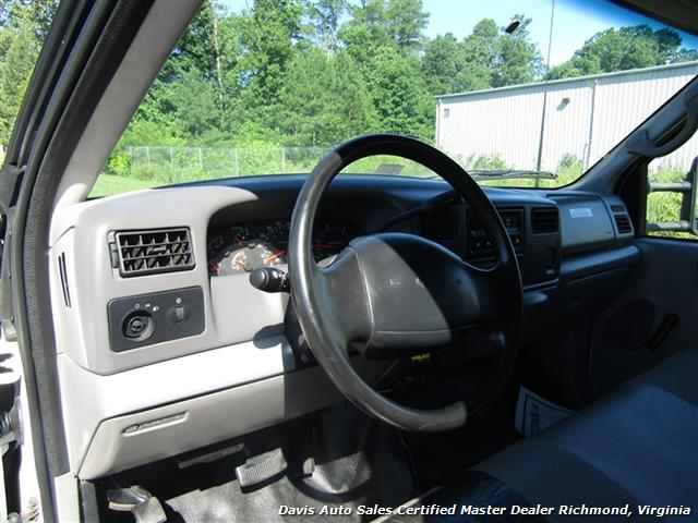 2001 Ford F-350 Super Duty XL 7.3 Diesel 4X4 Crew Cab Dump Bed - Photo 6 - Richmond, VA 23237