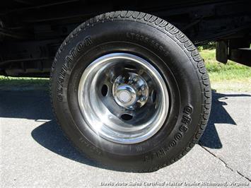 2001 Ford F-350 Super Duty XL 7.3 Diesel 4X4 Crew Cab Dump Bed - Photo 19 - Richmond, VA 23237